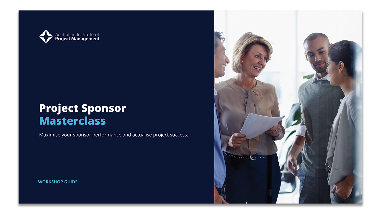 Project Sponsor Masterclass