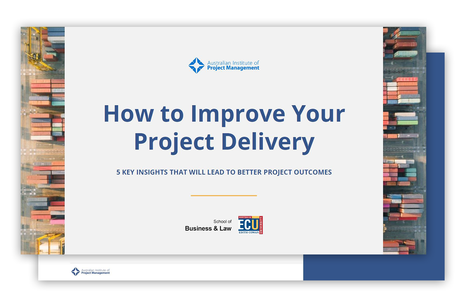Project delivery ebook
